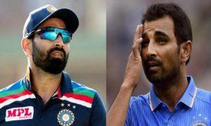 पाकिस्तान से मिली हार के बाद सोशल मीडिया पर ट्रोल हुए मोहम्मद शमी, क्रिकेट जगत ने किया सपोर्ट