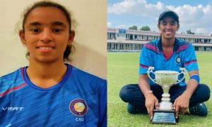अंडर-19 में किया कमाल, अब चैलेंजर ट्रॉफी में रामनगर की नीलम करेगी कप्तानी